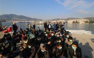 Στην Αθήνα οι μετανάστες που εντοπίστηκαν νότια της Κρήτης