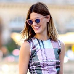Πως φορούν οι fashionistas το καρό και αυτή τη σεζόν..; – Street Style