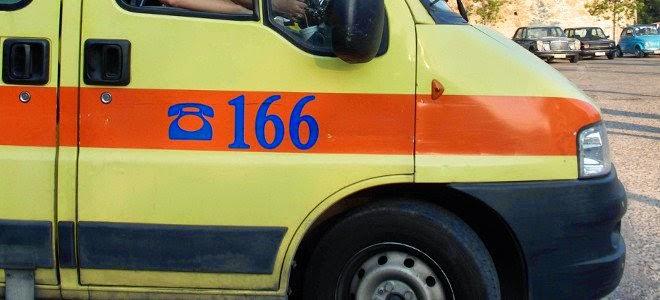 Συγκρούστηκαν δύο οχήματα και τραυματίστηκε μία ηλικιωμένη – Αχαΐα