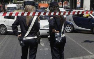 Δίπλωσε νταλίκα στην περιφερειακή οδό Θεσσαλονίκης