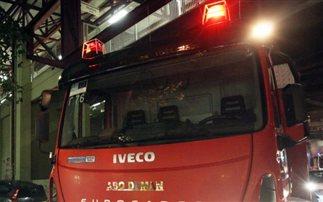 Ένας νεκρός σε πυρκαγιά στο κέντρο της Αθήνας