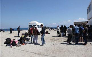 Με αυξημένους ρυθμούς οι αφίξεις μεταναστών και προσφύγων στα νησιά