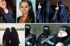 Αυξάνονται ανησυχητικά οι Γερμανίδες κάτω των 25 που εντάσσονται στο πλευρό των Τζιχαντιστών!!