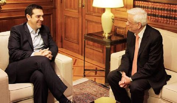 Σήμερα η κατάθεση των ελληνικών προτάσεων – Σειρά επαφών Τσίπρα με Πρόεδρο Δημοκρατίας και πολιτικούς αρχηγούς