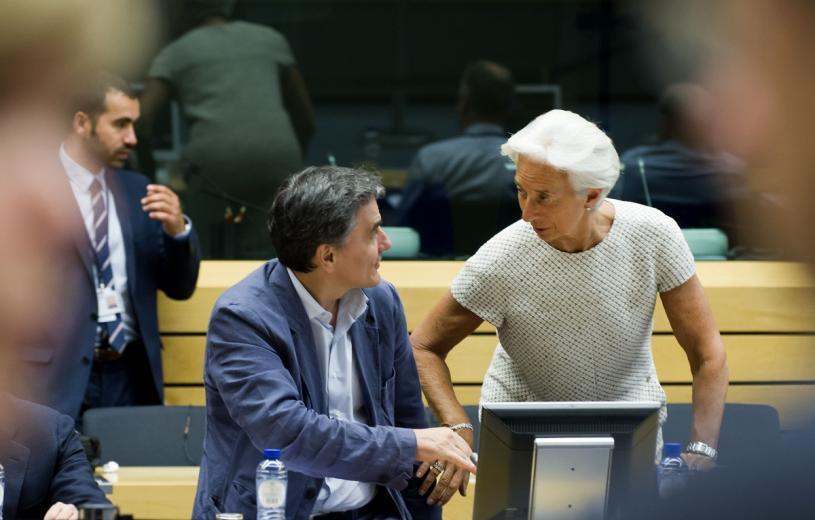 BBC: Η ελληνική κρίση κλονίζει τον πυρήνα του ΔΝΤ