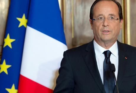 Ο Ολάντ προτείνει την επανίδρυση της Ευρωζώνης