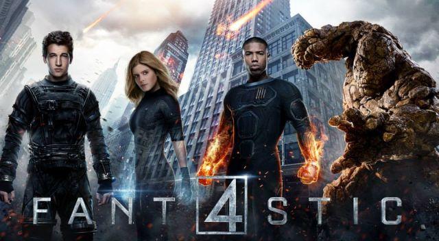 Παρουσίαση ταινίας: Fantastic Four (trailer)