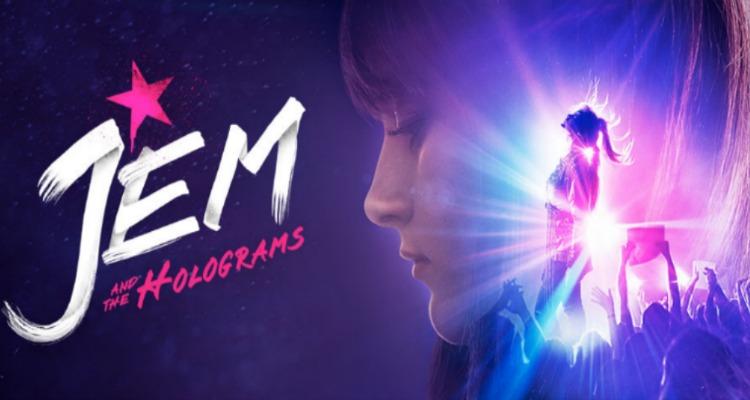 Παρουσίαση ταινίας: Jem and the Holograms (trailer)