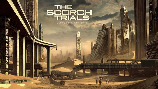 Παρουσίαση ταινίας: Maze Runner –  The Scorch Trials
