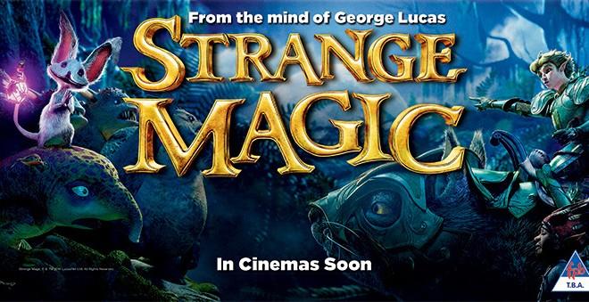 Παρουσίαση ταινίας: Strange Magic –  Παράξενη Μαγεία (trailer)