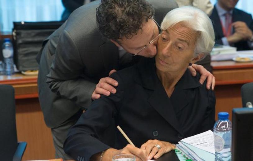 Η Λαγκάρντ ξαναχτυπά: Χρειάζεται σημαντική ελάφρυνση του χρέους