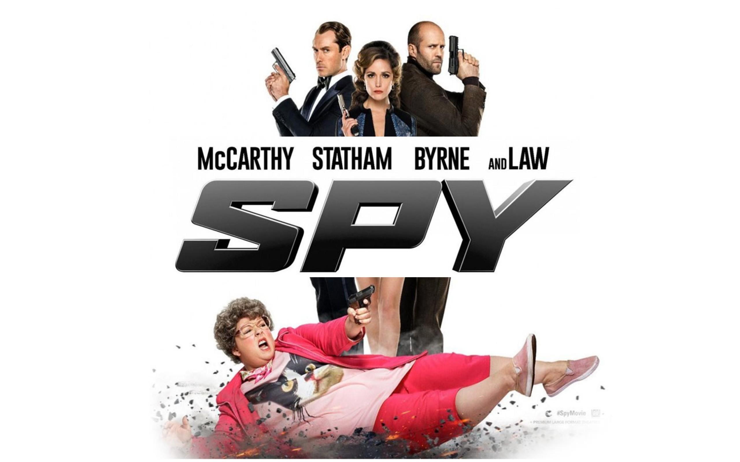 Παρουσίαση ταινίας: Spy (trailer)
