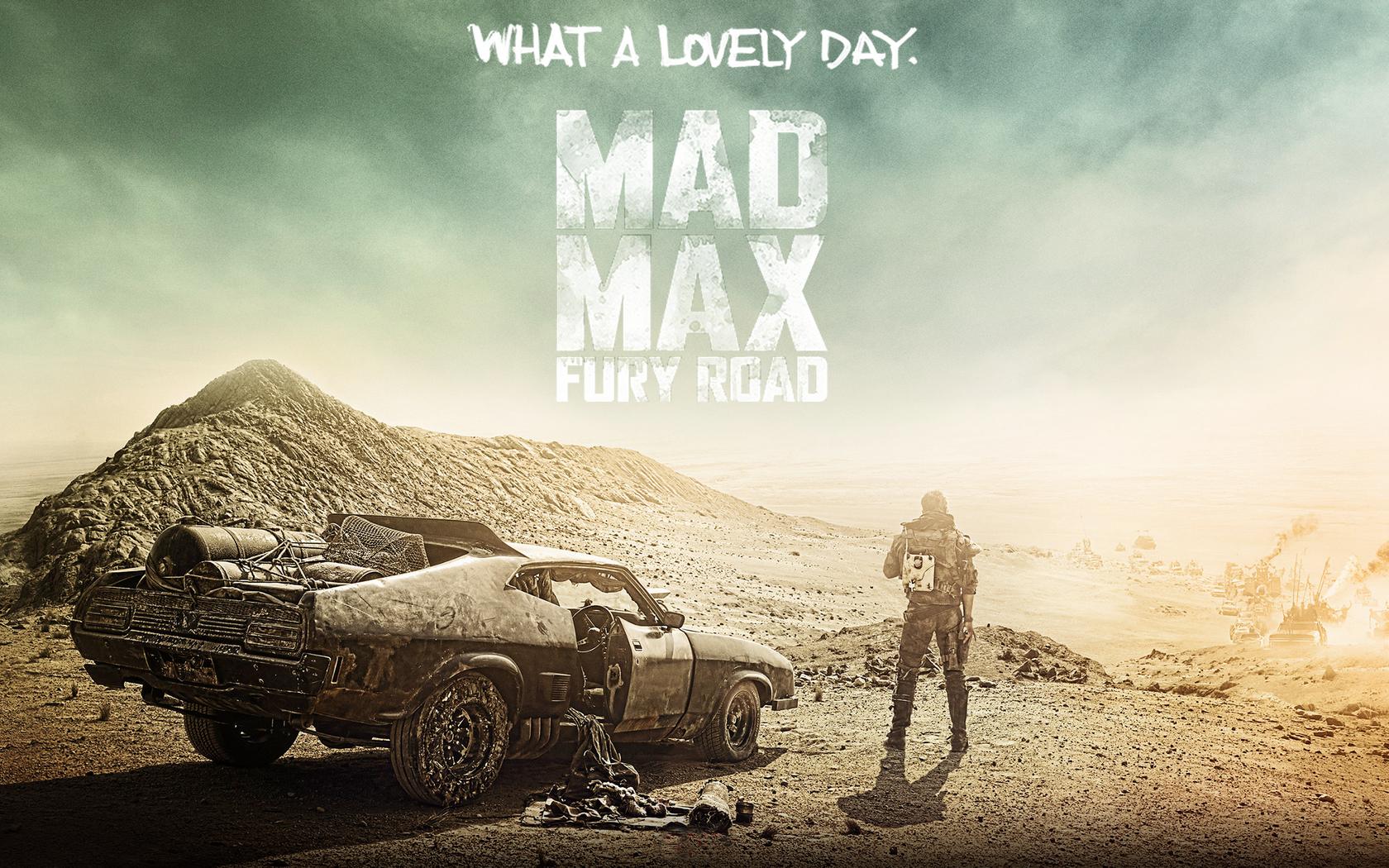 Παρουσίαση ταινίας: Mad Max –  Fury Road (trailer)