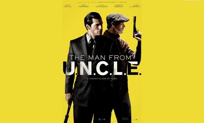 Παρουσίαση ταινίας: The Man from U.N.C.L.E. (trailer)