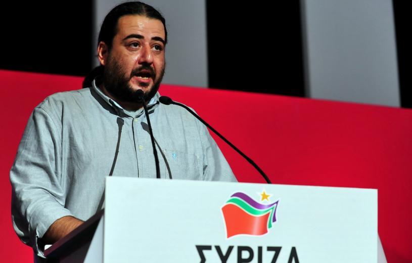 Παραιτήθηκε ο Τάσος Κορωνάκης από γραμματέας του ΣΥΡΙΖΑ
