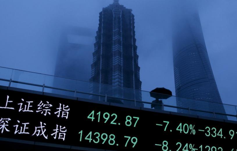 Ανησυχία στην παγκόσμια οικονομία από την κατάρρευση των ασιατικών αγορών