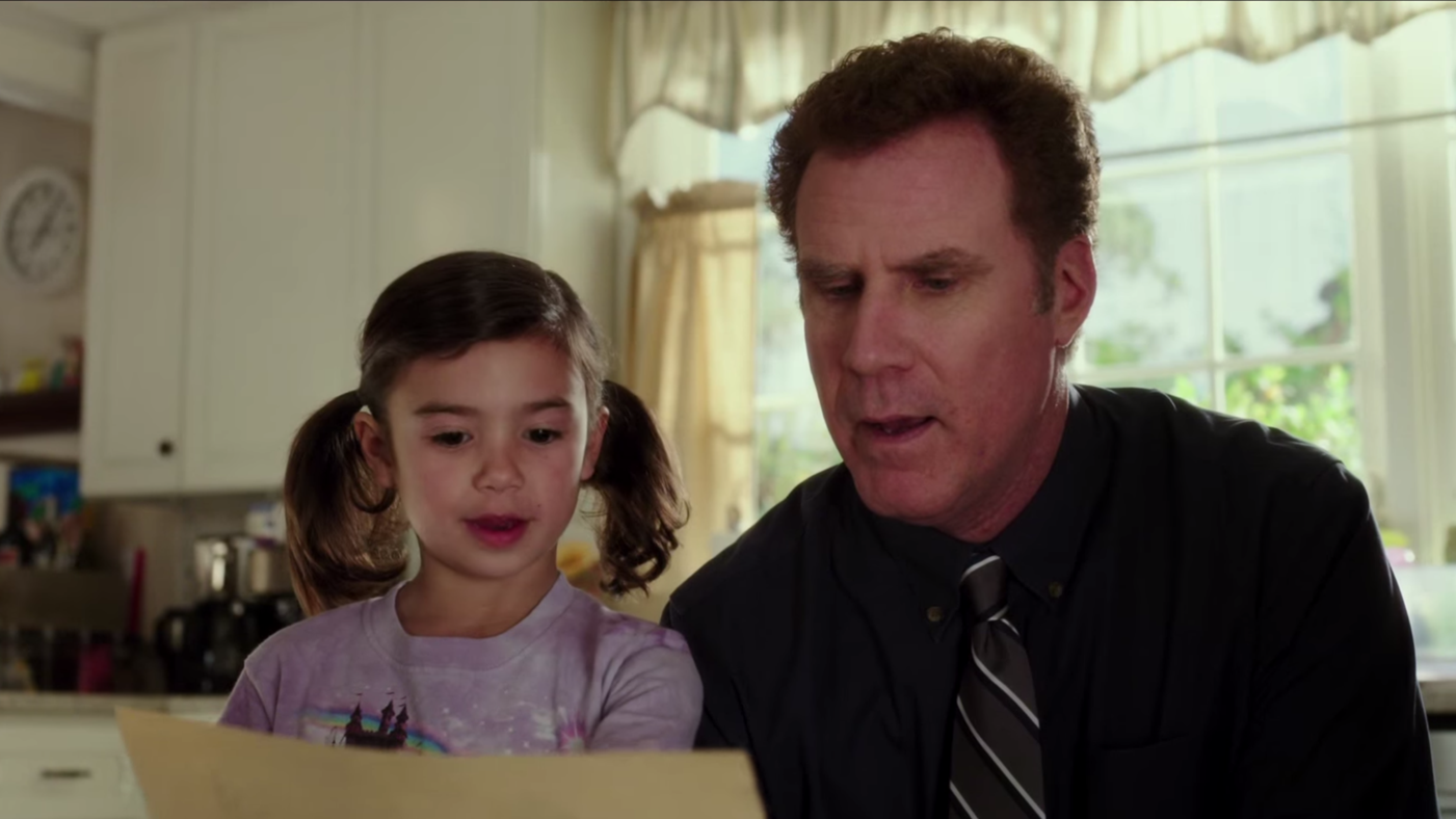 Παρουσίαση ταινίας: Daddy's Home (trailer)