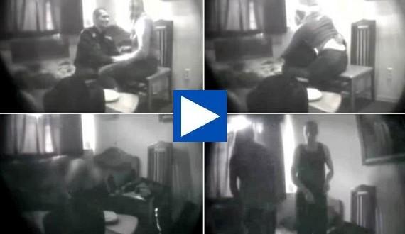 Το αφεντικό της Ρωσικής Μαφίας έκανε ΣΕΞ στο κελί του με ακτιβίστρια (βίντεο 18+)
