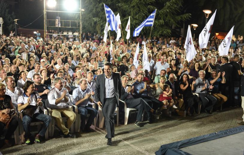 Τσίπρας στην Καβάλα: Εφιάλτης τους ο ΣΥΡΙΖΑ και ο όρθιος λαός – Ισχυρή εντολή για να συνεχιστεί η μεγάλη προσπάθεια (βίντεο)