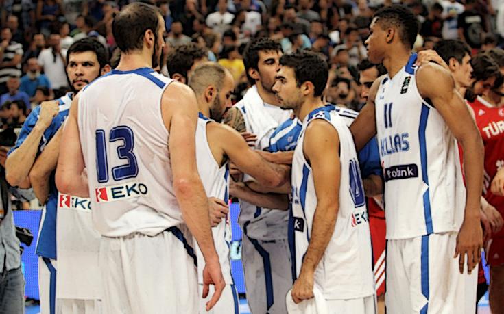 Το Σάββατο αρχίζει το πραγματικό Ευρωμπάσκετ για την Εθνική