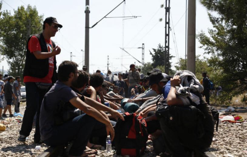 Έκτακτη Σύνοδο Κορυφής για το μεταναστευτικό τη Δευτέρα