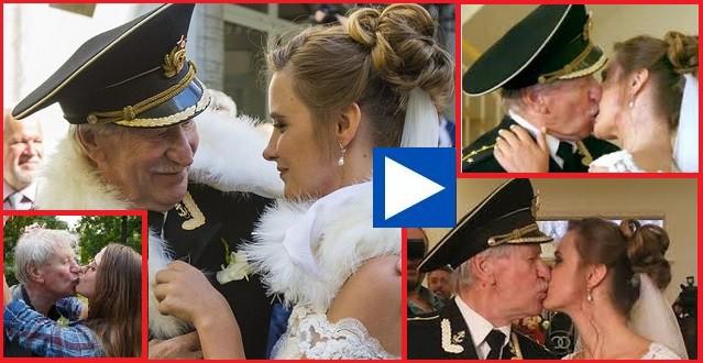 ΜΕΓΑΛΟΣ Έρωτας!! 84χρονος ηθοποιός παντρεύτηκε την 24χρονη μαθήτρια του!! (βίντεο – Pics)