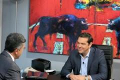 Τσίπρας: Καμία συνεργασία με το παλιό, να δώσουμε τη μάχη να οικοδομήσουμε το καινούργιο (δείτε τη συνέντευξη που έδωσε στον ΣΚΑΪ)