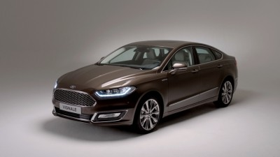 Η Ford παρουσίασε το πανάκριβο Mondeo Vignale την ώρα που οι πωλήσεις της κάνουν «βουτιά»