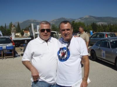 Πέθανε ο  Μάκης Σαλιάρης, ο θρύλος των ελληνικών αγώνων
