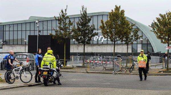Ολλανδία: Επίθεση σε κέντρο φιλοξενίας μεταναστών από κουκουλοφόρους