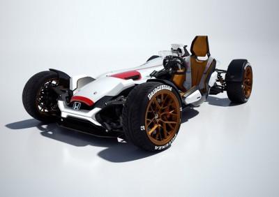 Παγκόσμια παρουσία του Honda Project 2&4 στην Φρανκφούρτη