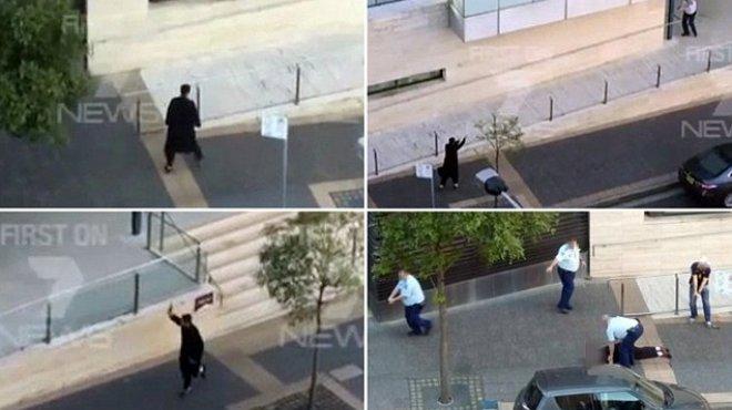 Βίντεο σοκ-Η στιγμή που αστυνομικός εκτελεί ένοπλο 15χρονο!