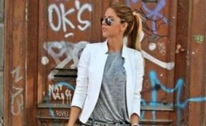 Λευκό σακάκι: Άκρως απαραίτητο για την καρνταρόμπα σου!