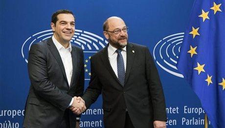 Επισημοποιείται η εμπλοκή του Ευρωκοινοβουλίου στο ελληνικό πρόγραμμα