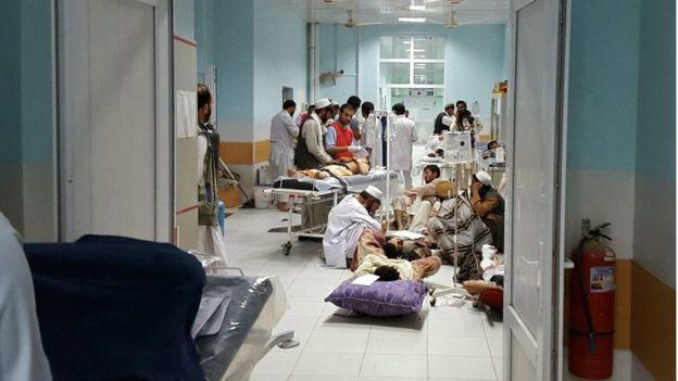 Bομβάρδισαν νοσοκομείο των Γιατρών Χωρίς Σύνορα!