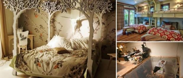 Τα 25 πιο παράξενα αλλά και όμορφα κρεβάτια του Κόσμου! Το 9ο θα σας Ξετρελάνει…