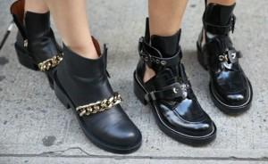 7 τρόποι να φορέσεις τα μαύρα μποτάκια σου!