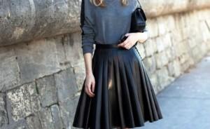 6 δερμάτινες φούστες για ultra chic εμφανίσεις – Που θα τις βρεις!