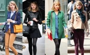 Η Tέιλορ Σουίφτ σου δείχνει 10 τρόπους να φορέσεις το πανωφόρι σου με στυλ!