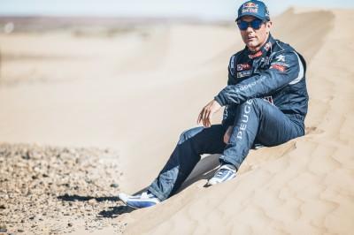 Η Peugeot-Total καλωσορίζει έναν θρύλο των ράλι, τον Sébastien Loeb!