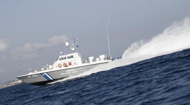 Σύγκρουση σκάφους του Λιμενικού με δουλεμπορικό