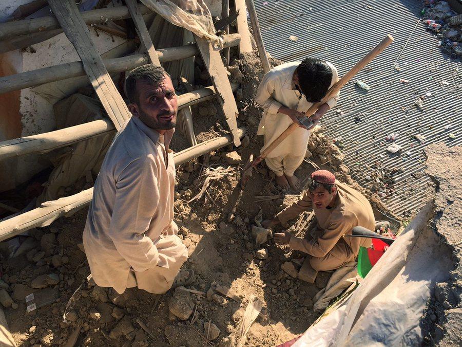 Εκατόμβη νεκρών σε Πακιστάν, Αφγανιστάν και Ινδία – Συγκλονιστικό ΒΙΝΤΕΟ