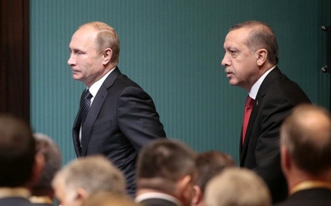 Βαριές βολές Πούτιν κατά Τουρκίας για το πετρέλαιο του ISIS