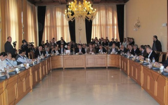'Εκτακτη γενική συνέλευση της Περιφερειακής 'Ενωσης Δήμων Κ. Μακεδονίας