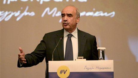 Μεϊμαράκης από Θεσσαλονίκη: «Ο αρχηγός της αξιωματικής αντιπολίτευσης πρέπει να είναι βουλευτής»