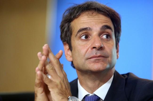 Κυριάκος Μητσοτάκης: «Η κυβέρνηση συνομιλεί και συνεργάζεται με τρομοκράτες»