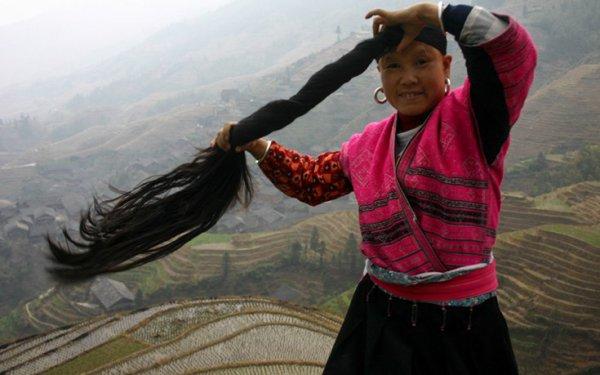Το χωριό με τις… ραπουνζέλ (ΦΩΤΟ)