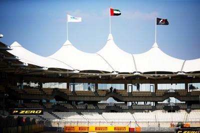Η μάχη της …γόμας για τον τελευταίο αγώνα στο Abu Dhabi