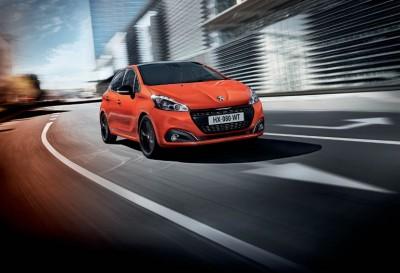 Πανελλαδική πρεμιέρα για το νέο Peugeot 208 στην «Αυτοκίνηση 2015»