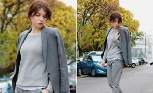 Το νέο fashion trend θέλει total gray looks! Δες τα 10 αγαπημένα outfits…